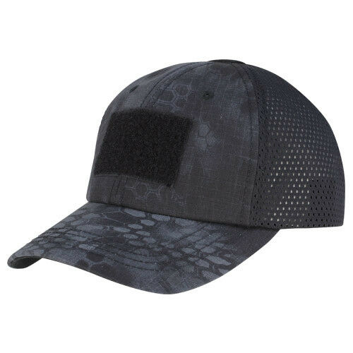CONDOR MESH TACTICAL BASEBALL CAP BREATHABLE HAT ORIGINAL KRYPTEK TYPHON CAMO