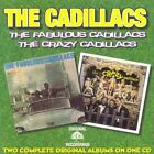 The Fabulous Cadillacs/Crazy Cadillacs by The Cadillacs (CD, Dec-2010, Ais)
