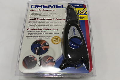 NEW 290-01 Dremel Electric Engraver 0.02 Amp 115 V  NEW