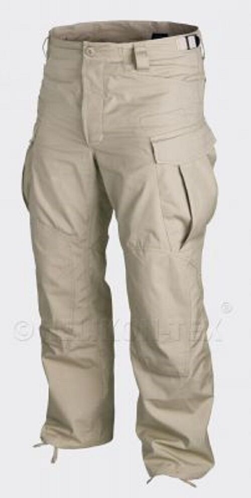 Helikon Tex Special Forces Us Tactical Outdoor Trousers Pants Khaki Sl