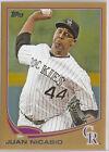 2013 Topps Juan Nicasio #380 Baseball Card