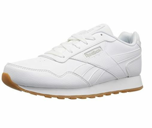 Men's Reebok Classic Leather Harman Run Sneaker White Gum CM9203