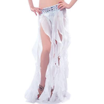 Analitico C222 Danza Del Ventre Costume Rock Tribal Fusion Belly Dance-