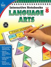 Carson-Dellosa Grade 8 Language Arts Interactive Notebook Interactive Education