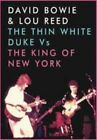 The Thin White Duke Vs. The King of New York by David Bowie/Lou Reed (DVD, Apr-2014, Smokin')