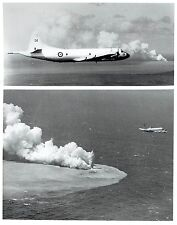 1968 Original Photo by LOCKHEED Royal New Zealand Air Force P-3 Orion Aircraft