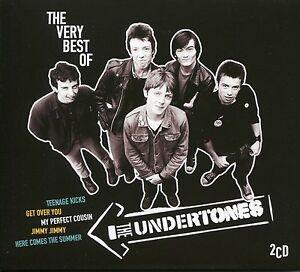THE VERY BEST OF THE UNDERTONES  2 CD BOX SET TEENAGE KICKS JIMMY JIMMY amp MORE - Birmingham, United Kingdom - THE VERY BEST OF THE UNDERTONES  2 CD BOX SET TEENAGE KICKS JIMMY JIMMY amp MORE - Birmingham, United Kingdom