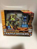 Hasbro Transformers Movie HFTD DESERT RUINS BRAWL BRAWL vs JOLT MISB Sealed New
