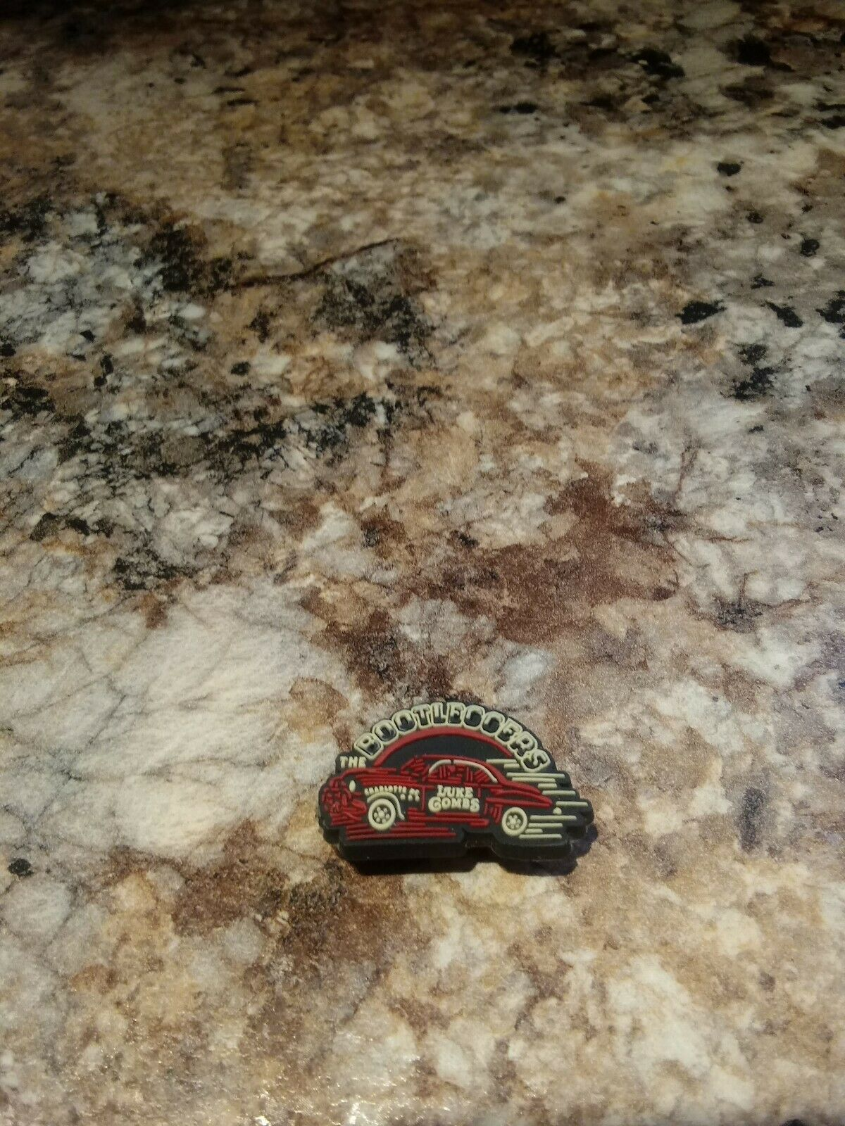 Luke Combs Bootleggers Hotrod Charm For Crocs, Charm Only Free Shipping.
