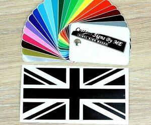 Union-Jack-Drapeau-Sticker-Autocollant-Vinyle-Adhesif-Fenetre-Pare-chocs-Hayon-Ordinateur-portable