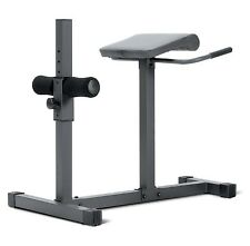 MARCY ROMAN CHAIR HYPEREXTENSION BENCH Back Glutes Hamstrings Abs Home Gym Gear