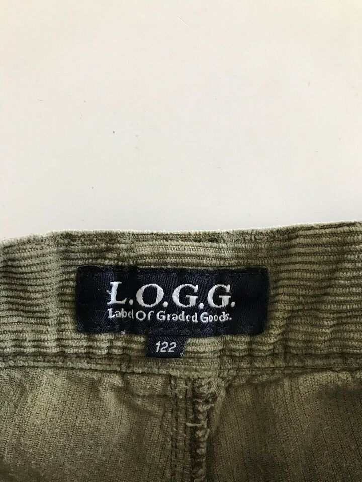 Shorts, Fløjl, L.O.G.G