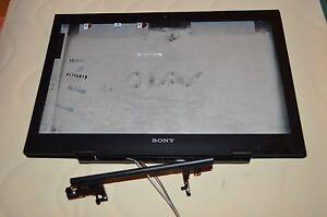 SONY-VAIO-SVS-1513L1EW-LCD-GEHAUSE-BODY