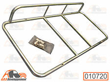 PORTE bagage en acier INOXYDABLE poli (POLISHED STAINLESS) Citroen 2CV  -10720-