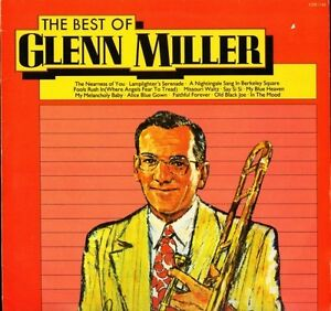 GLENN-MILLER-the-best-of-CDS-1165-uk-pickwick-LP-PS-EX-EX