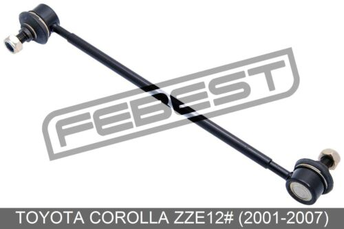 2001-2007 Sway Bar Link For Toyota Corolla Zze12# Front Stabilizer