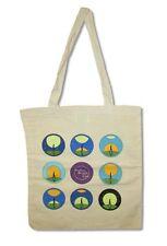 Bombay Bicycle Club Walking Natural Tote Bag New Official