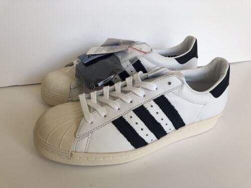 Adidas Originals Uk 8 5 Superstar Campionatura Leather Trainers Size qaUU61w