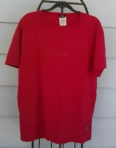 0700a177 Details about Versace Jeans Couture Men's Red T Shirt Size XXL