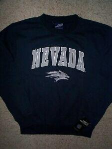 University Of Nevada Wolf Pack NCAA Sweatshirt S M L XL 2XL