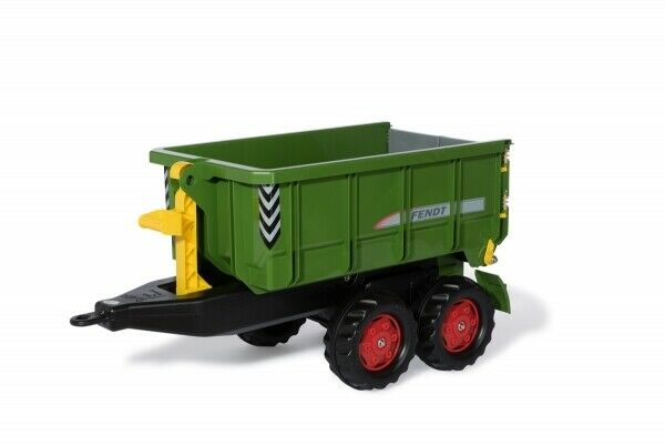 Container  Hakenabroll Kipper Tandemachse Zweiachangänger Rolly Toys 125159