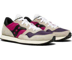 purple pink White Saucony Dxn Bnwt Vintage fqITnYwUv