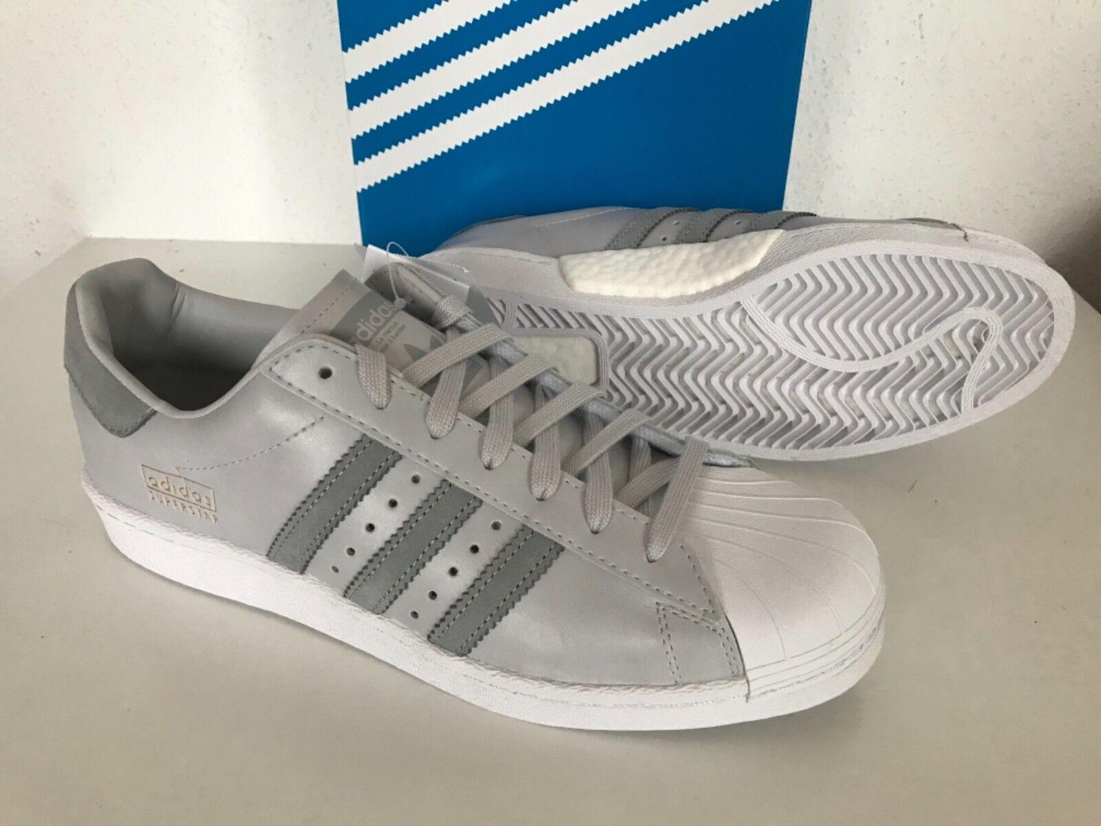 NEW Adidas Originals Superstar Boost grey Mens shoes SIZE US 10 BZ0206