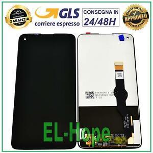 DISPLAY LCD PER MOTOROLA MOTO G8 POWER XT2041 XT-2041 TOUCH SCREEN VETRO SCHERMO