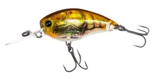 "New Real Brown Crawfish Yo-Zuri 3DR Mid Crank 2/"" Floating R1317-RBCF"