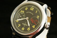 Pilot's watch Luftwaffe Vintage military style German & CCCP WW2 WAR2