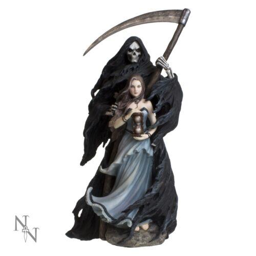 Stunning Summon The Reaper Nemesis Now Anne Stokes Figurine