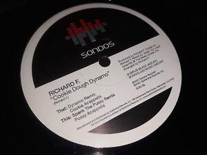 Details about Richard F-Cookie Dough Dynamo-Spank The Pussy Remix &  Acapellas-Sondos Vinyl