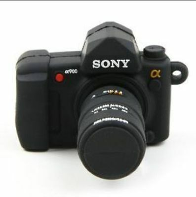 New Cartoon Sony camera model USB 2.0 Flash Memory Pen Drive Stick 4-32GB