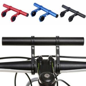 Lenker Extender Erweiterung Fahrrad GPS Handy Lampe Tachometer Halterung Halter