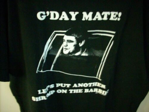 Dumb And Dumber T shirt < G'DAY MATE> Jim Carrey J