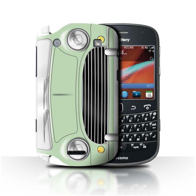 best website 4b6b6 fa2ed Stuff4 Back Case/cover/skin for Blackberry Curve 9320/classic Retro Mini  Porcelain Green