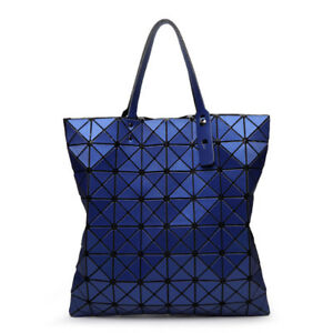 bao bao Women bags Fashion Matte Geometry shoulder bag Totes women s ... d0a15ec90e789