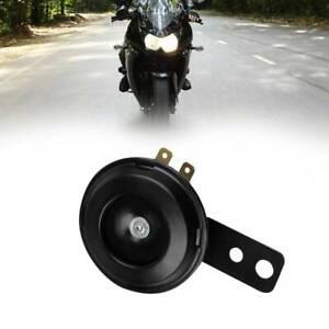 12V-Loud-105db-Motorcycle-Car-Electric-Bike-ATV-Horn-Universal-Waterproof-Black