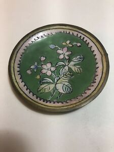 Late Qing Dynasty cloisonne snuff plate | eBay