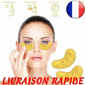 10-pieces-5-paquets-Collagene-Masque-Yeux-Anti-age-Cernes-Poches-Hydratant