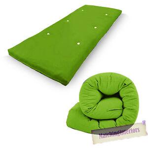 Lime-budget-futon-canape-lit-de-remplacement-unique-retrousser-matelas-pliant-de-couchage
