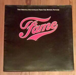 Various-Fame-OST-Soundtrack-Vinyl-LP-Gatefold-33rpm-1980-RSO-2479-253