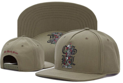 New Hip Hop Men/'s CAYLER Sons Cap adjustable Baseball Snapback Street Hat 11#