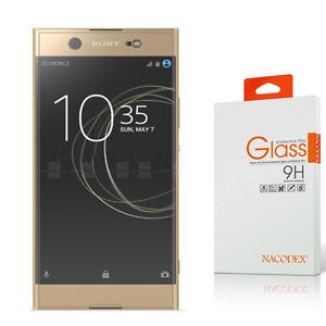 Nacodex-HD-Tempered-Glass-Screen-Protector-For-Sony-Xperia-XA1-Ultra-G3221-G3223