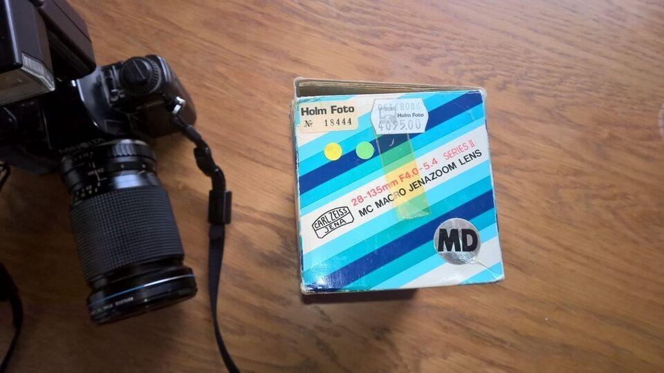 fotoapparat, minolta, x 300s