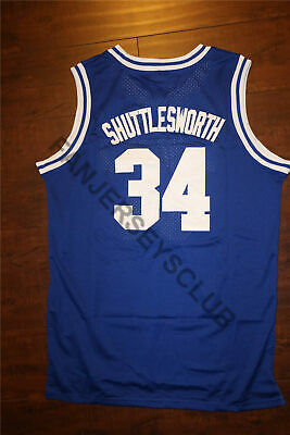 Jesus Shuttlesworth #34 Lincoln He Got Game Basketball Jersey Ray Allen 2 Colors