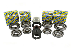 PF6-Gearbox-OEM-Uprated-Bearing-Seal-Rebuild-Kit-Suitable-For-Nissan-Primastar