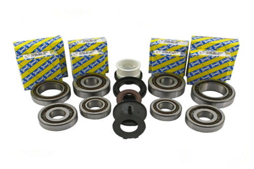 Vauxhall Vivaro /& Movano PF6 Gearbox OEM Uprated Bearing Seal Rebuild Kit 2006/>