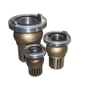 Filtro colador de latón Storz C con válvula de retención