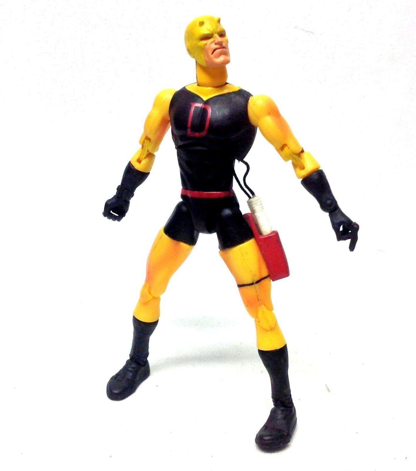 Marvel Marvel Marvel Comics Legends Classic 1st appearance DAREDEVIL 6 figure netflix, RARE 0153c2